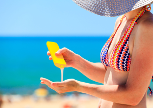 Learn how to use sunscreen correctly